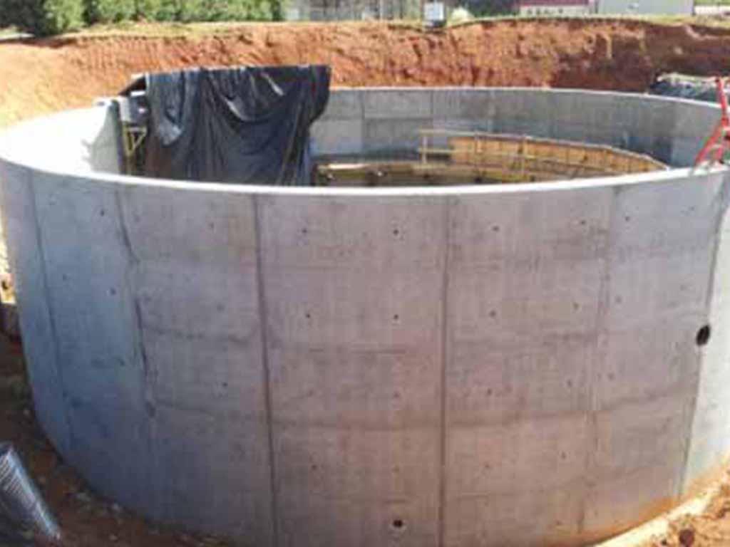 Civil engineers environmental engineers lakeshore for Concrete home builders in georgia
